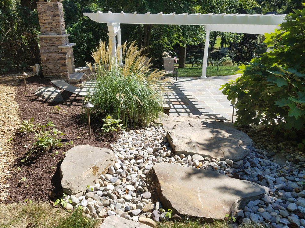 Coastal Outdoor Spaces - Landscape Design Adds Colorful Dimensions – Enjoy The Coastal Lifestyle