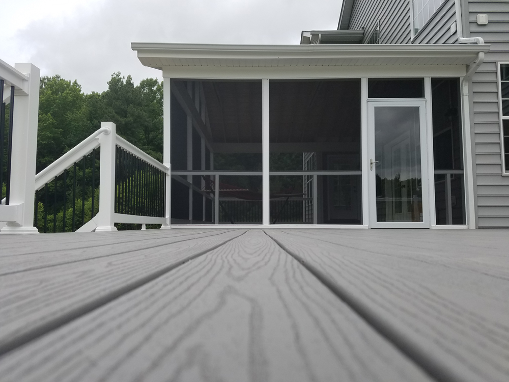 porch and deck 5 - 7-15-16