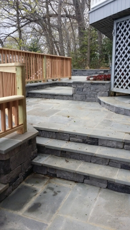 blue stone patio 20150422_151435