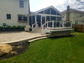 backyard make-over 1