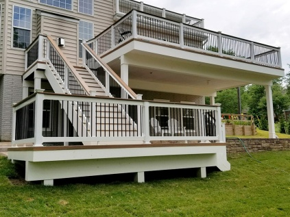 Large deck project 07-2018 3