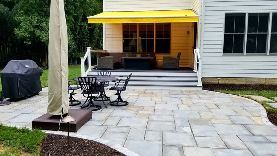 flagstone patio 1